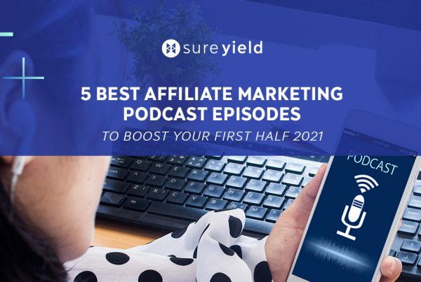 We'vepicked outfivespecificepisodes we consider the best affiliate marketing podcasts. Give it a listen.